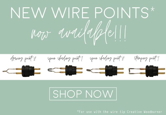wire points available!
