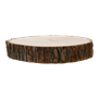 Basswood Country Round® - Thick