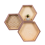 Hexagon Wall Decor 41619