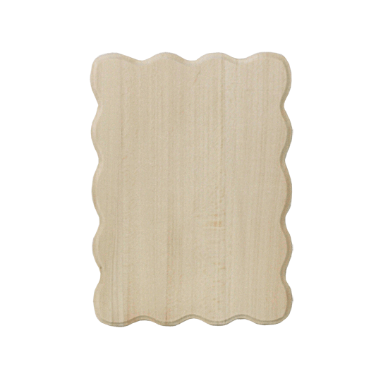 Savanna Plaque - Thin
