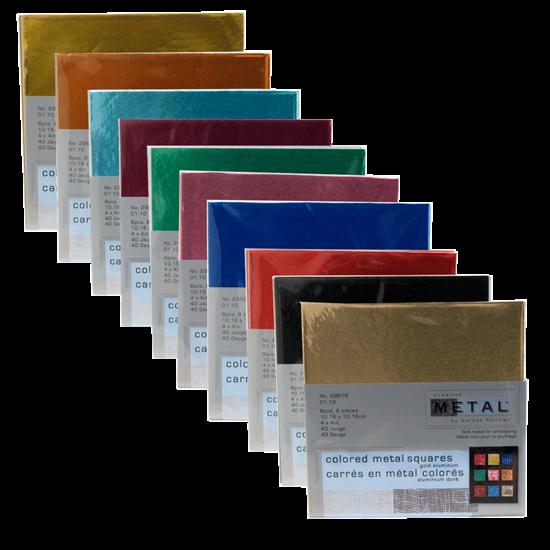 Aluminum Sheet: Colored Aluminum Sheet Metal