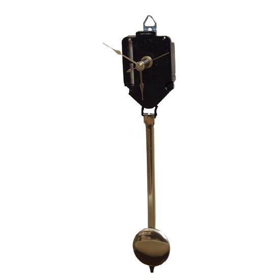 Pendulum Clock Movement Small Walnut Hollow Craft