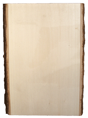 Basswood Country Plank - Small