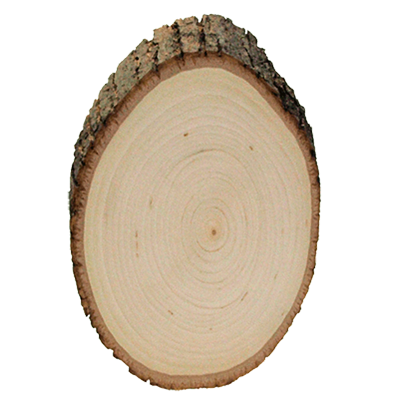 Basswood Country Round® - Extra Small