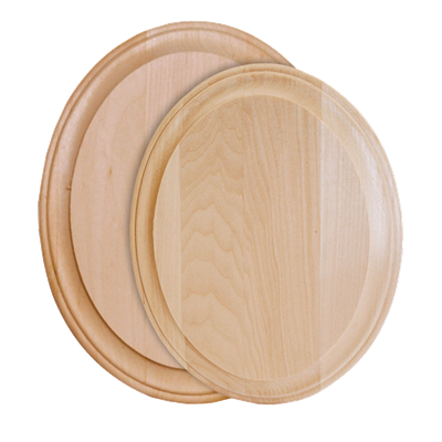Oval Wide Edge Plaques