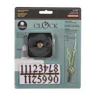 3 Piece Clock Kit - 3/8""