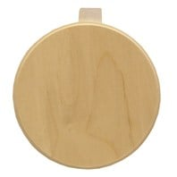 Circle Value Plaque
