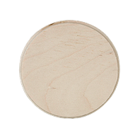 Circle Mini Thin Plaque