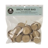 Birch Value Bag, 20 Pack