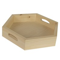 Hexagon Tray