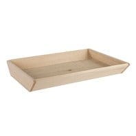 Rustic Angled Tray