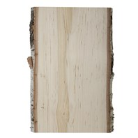 Rustic Birch Plank, Small
