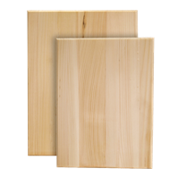 Pine Rectangle Plaques