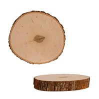 Basswood Country Rounds® - Thick Straight Cut