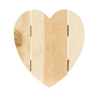 Rustic Heart, Small