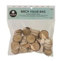 Birch Value Bag, 30 pack