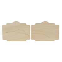 Heritage Thin Plaque, 2 Pack