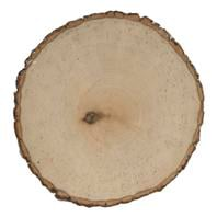 "Rustic Basswood Country Round®, Thick, 11.5""-13.75"""