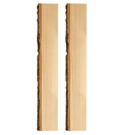 "Bark Edge Board 2"", 2 Pack"