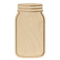 Mason Jar Shape