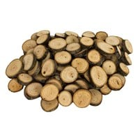 Basswood Country Round®, Tag Assortment, 100 pcs