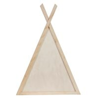 Framed Sign, Teepee
