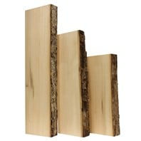 Bark Edge Boards, Thick