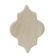 Marrakesh Plaque - Thin