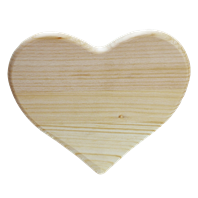 Heart Shape Plaque