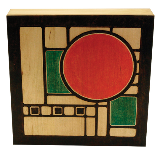 Frank-Lloyd-Wright-Wood-Burning-Project
