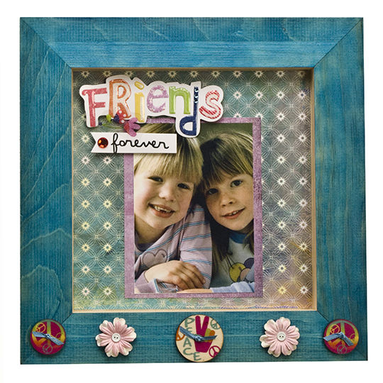 FriendsForever-Wood-Panel-Project