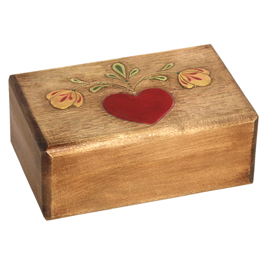 Heart-Woodcarving-Design-Project-Roomy-Box