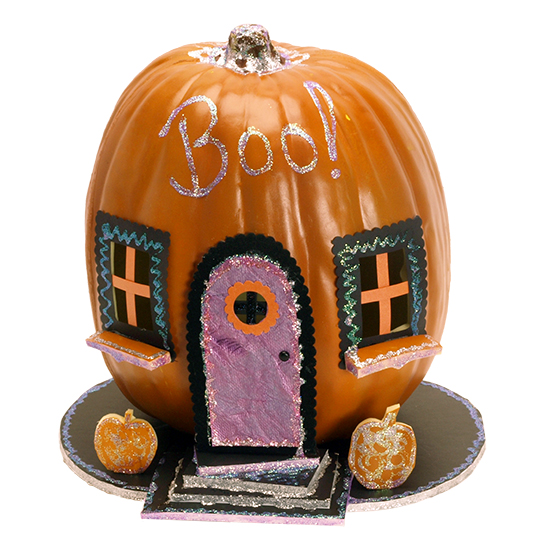 Spooky-Pumpkin-House-Project-Creative-Versa-Tool