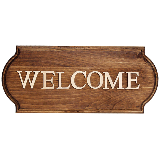 Welcome-Sign-Project