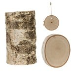 Birch craft wood