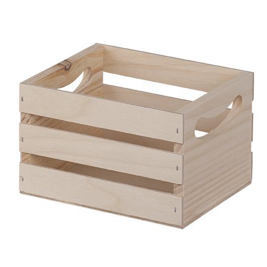 Mini Crate Walnut Hollow Craft