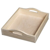 Rectangular Tray, 10X12