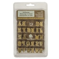 HotStamps Alphabet Set, Uppercase