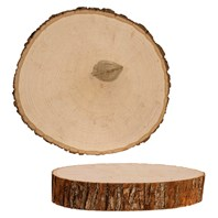 Basswood Country Rounds® - Thick 11.5-13.75""