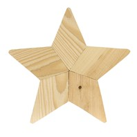 Rustic Star, Small