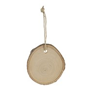 Basswood Country Round® Ornament