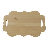 Serving Board, Scallop