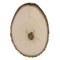 Rustic Basswood Country Round®, Medium