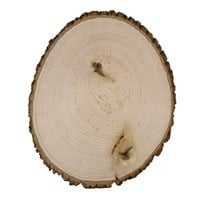 Rustic Basswood Round, Large