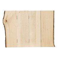 Natural Bark Edge Panel, Large