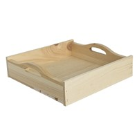 Rustic Tray Square