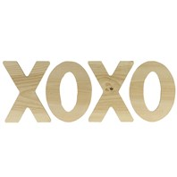 XOXO, Letters