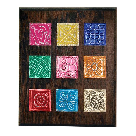 Multi Colored Metal Sampler Walnut Hollow Craft